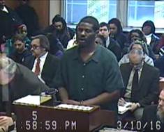 Mira lo que hizo para que el juez no lo condene, ¡asombroso!