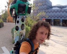 google-maps-trekker-youtuber